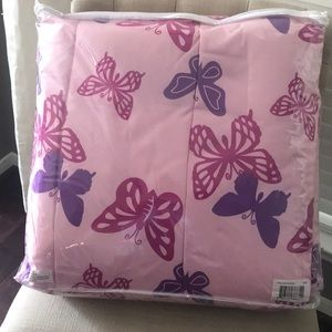 Divatex kids Bedding - Twin Butterfly Comforter